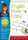 English Made Easy Early Writing Preschool Ages 3-5: Ages 3-5 preschool by Carol Vorderman (Paperback, 2014)