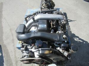 jdm toyota hilux 1kz te turbo diesel engine manual 4wd transmission rh ebay com 1KZ -TE Engine Diesel Engine