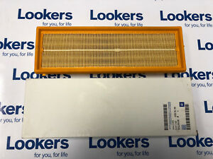 Fits Vauxhall Adam 1.4 Genuine Comline Engine Air Filter