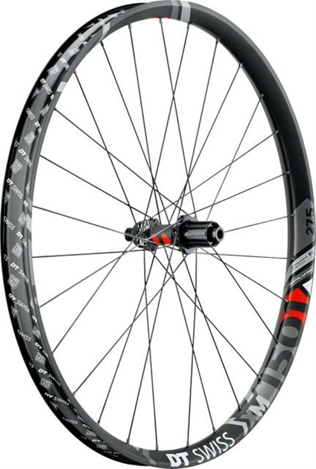 DT XM1501 Spline One 40 Rear Wheel  27.5+ 12 x 148mm includes SRAM XD