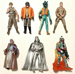 CHOOSE-2004-Star-Wars-Original-Trilogy-Collection-Action-Figures-Hasbro-OTC