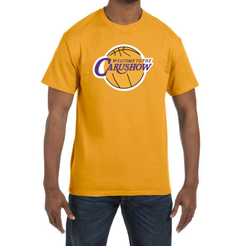 Los Angeles Lakers Alex Caruso Carushow T-Shirt