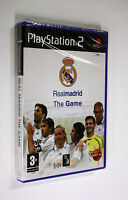 Jeu Sony Ps 2 Real Madrid The Game Neuf