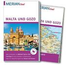 MERIAN live! Reiseführer Malta und Gozo von Klaus Bötig (2015, Taschenbuch)