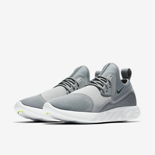 50a02ea0f0a9 Mens Nike Lunarcharge Essential 923619-002 Cool Grey Size 10 for sale  online