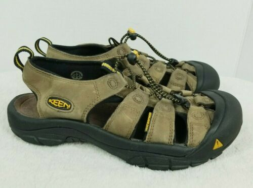 KEEN Newport Leather Hiking Sandals - 110220-BISN… - image 1