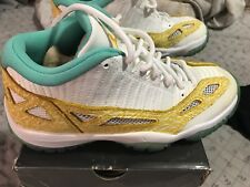 info for 439b8 ae96a item 1 Nike Air Jordan 11 Retro White Varsity Maize Azure Supreme Low Size  7 Never Worn -Nike Air Jordan 11 Retro White Varsity Maize Azure Supreme Low  Size ...