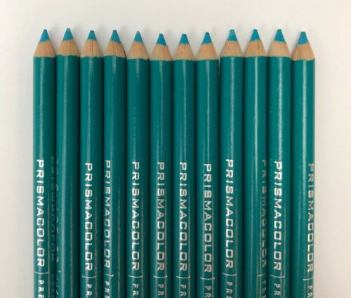 Prismacolor Premier Color Pencils Color Aquamarine PC 905 Pack of 12