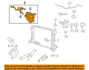 Ford Oem Radiatorcoolant Overflow Expansion Reservoir Tank. Is Loading Fordoemradiatorcoolantoverflowexpansionreservoirtank. Ford. 2000 Ford Mustang Radiator Overflow Tank Diagram At Scoala.co