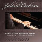 Julian Cochran: Extracts from Romanian Dances, Animation Suite and Mazurkas (CD, Oct-2010, Digital Scores)