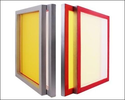 A2 Professional Aluminium Screen Printing Frame with 43t Mesh