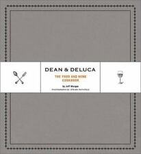 Dean & DeLuca: The Food and Wine Cookbook-ExLibrary