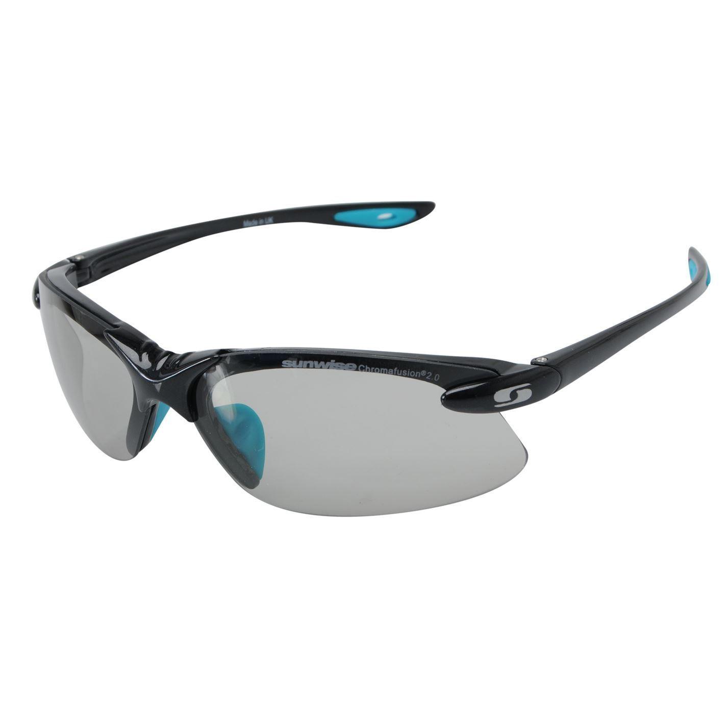 Sunwise WATERLOO Sports Sunglasses Polarised Cycle Running Triathlon sunglasses
