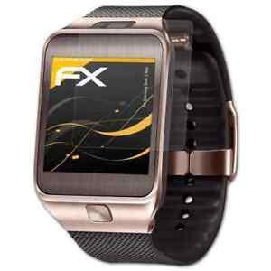 atFoliX-3x-Film-Protection-d-039-ecran-pour-Samsung-Gear-2-Neo-mat-amp-antichoc