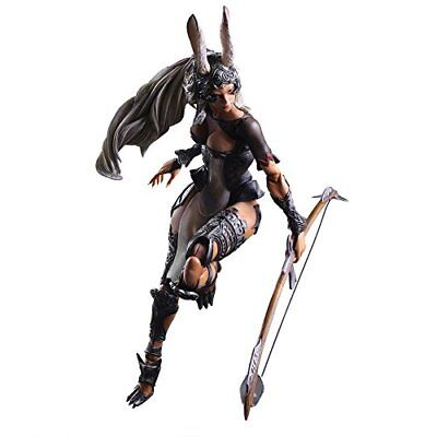 Fran Action figure Japan AUTH!! Square Enix Play Arts Kai Final Fantasy XII