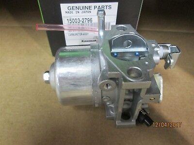 Genuine OEM Kawasaki CARBURETOR-ASSY 15003-7037