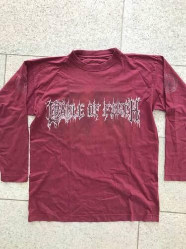 2000 Cradle Of Filth long sleeve