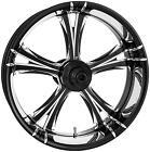 Xtreme Machine - 1290-7809R-XFR-BM - Fierce Rear Wheel