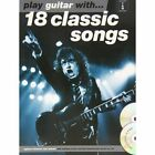 Play Guitar with... 18 Classic Songs by Music Sales Ltd (Mixed media product, 2013)