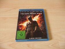Doppel Blu Ray The Dark Knight rises - 2012