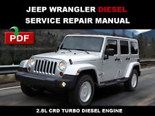 jeep wrangler jk 2007 2008 2009 2010 service repair manual workshop rh ebay com Jeep Wrangler Accessories jeep wrangler jk crd service manual