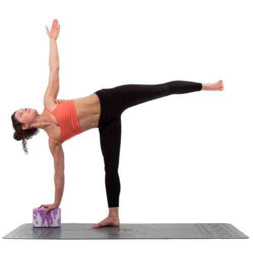 Yogi-Bare Yoga Bloc Léger Mousse Eva Support Bloc 1 ou 2 Fort Forte