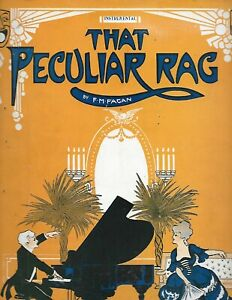 034-THAT-PECULIAR-RAG-034-ANTIQUE-SHEET-MUSIC-1911-PIANO-SOLO