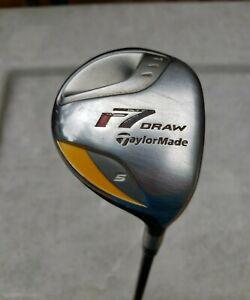 TaylorMade-R7-Draw-5-Wood-Regular-Flex-Graphite-RH-Golf-Club