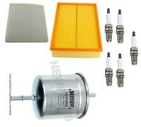 Volvo V70 S60 Premium Tune Up Kit Filters & Fuel & Cabin Air & Spark Plugs on sale