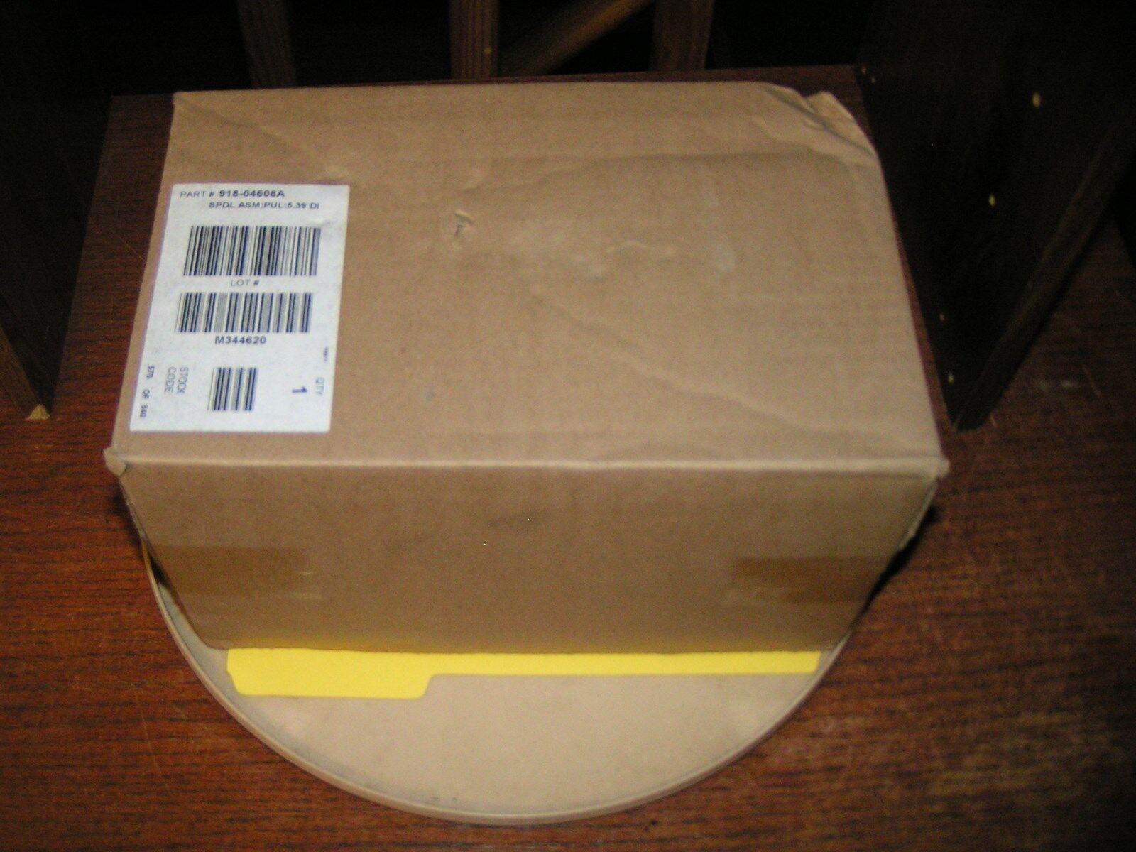 Cubierta De Corte MTD productos eje ASSY-parte  918-04608A 618-04608A - nuevo OEM PART
