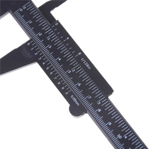 6-Zoll-150mm Kunststoff Schieblehre Schieblehre Schmuck MeasurinAB