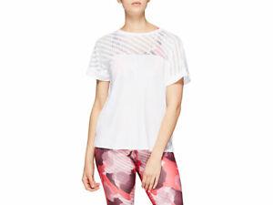 ASICS Women's Jacquard GEL-Cool Short Sleeve Top 2032A807