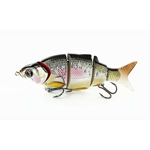 Izumi SHAD ALIVE 5 SECTION WHITE FISH 105 FAST SINKING Swimbaits 25g 3.5m