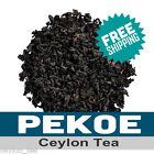 Ceylon Black Tea - Finest Quality Loose Leaf Pekoe Tea of Sri Lanka