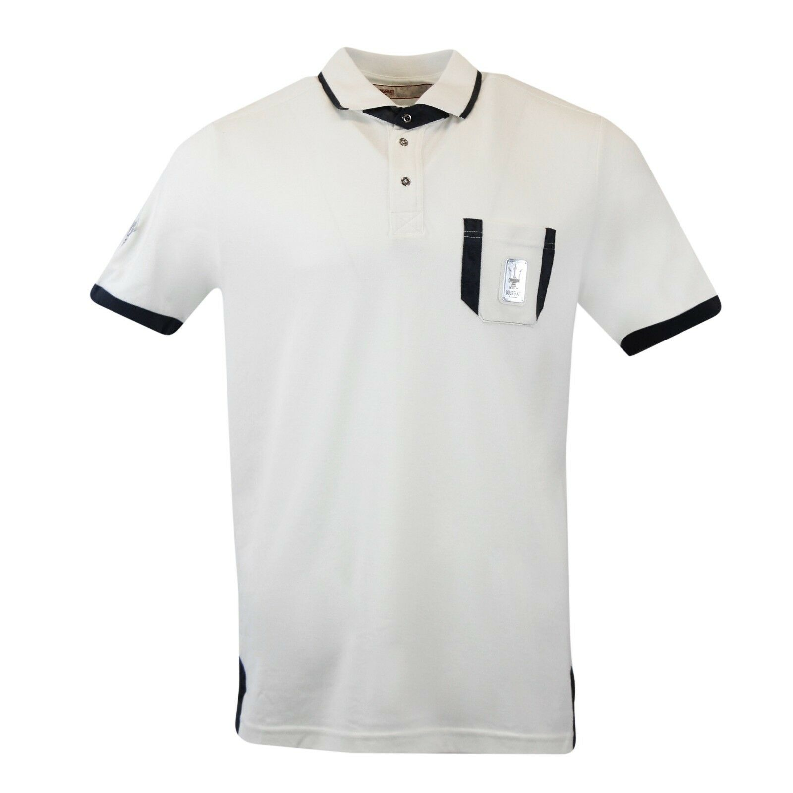 Maserati Mens Classiche Polo Shirt