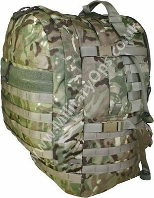 MOLLE MAXI LOAD HYDRATION PACK RUCKSACK Multicam MTP