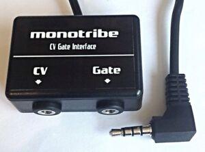 Korg-Monotribe-CV-Gate-in-Schnittstelle-verwenden-mit-Eurorack-Modular-tb-303