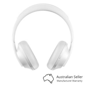 Bose Noise Cancelling Wireless Over-Ear Headphones NC 700 - Silver - [Au Stock]