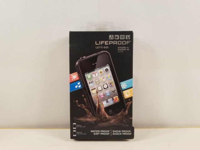 newest c9b4c 8d0c8 NEW Waterproof Case by Lifeproof FRE for 4.0