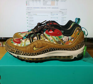 Nike Air Max 98 CNY Chinese New Year BV6649 708 Release Date