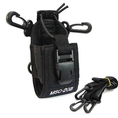 MSC-20A Multi-function Case Radio Holder for BAOFENG uv-5r UV82 UV8D UV6 GT-3