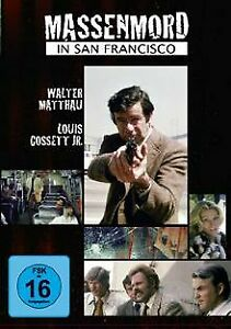 Massenmord-in-San-Francisco-LAUGHING-POLICEMAN-von-Stua-DVD-Zustand-gut