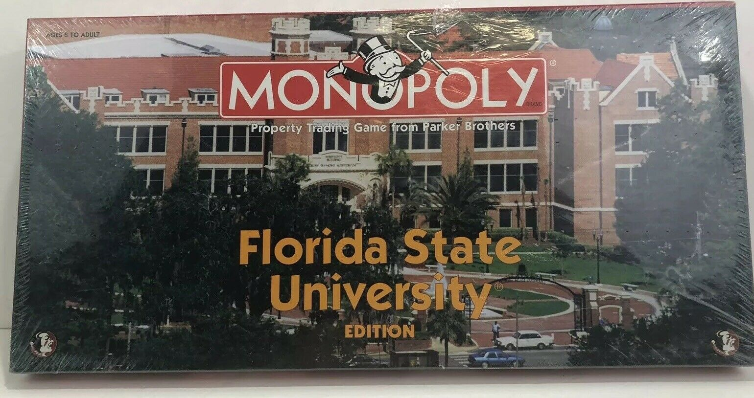 Florida State Monopoly Board Game Brand New Sealed
