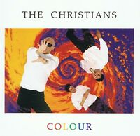 The Christians - Colour - CD Neu - Island Records 260 455