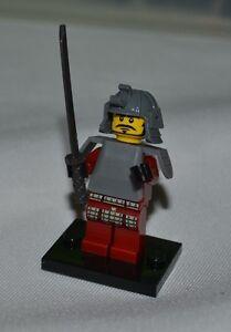 LOOSE 8803 LEGO Minifigure Collection Series 3 Samurai Warrior