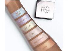 Makeup Geek LIT Highlighter BNIB Authentic DuoChrome Peach Gold Full Sz