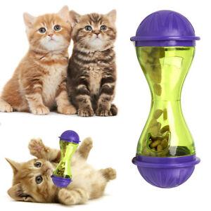 Cat-Dog-Feeder-Plastic-Fun-Pet-Food-Dispenser-Treat-Ball-Puppy-Leakage-Food-Toy