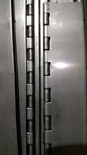 Stainless Steel Piano Hinges Heavy Duty in Multiple Sizes and Lengths