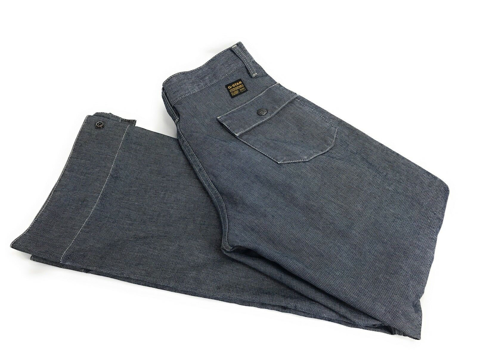 G Star Denim Raw Originals Jeans Shortcut Surman 28 x 32 Medium bluee