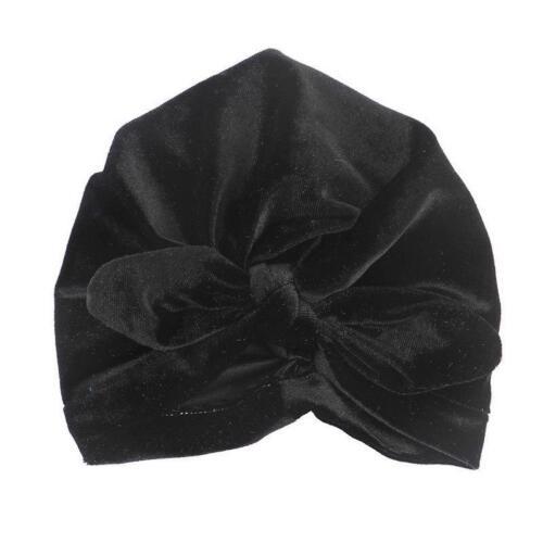 Turban Chapeaux automne hiver pour enfant nouveau-né Beanies Baby Head Wear accessoires NEUF